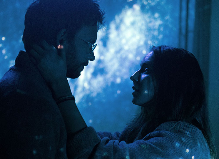 Akash Sherman Looks for Aliens in 'Clara,' but Finds Connection Here on Earth