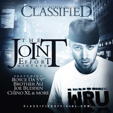 Classified Drops New Mixtape and Video, Announces Canadian Tour