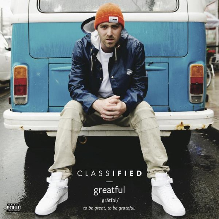 "Classified ""No Pressure"" (ft. Snoop Dogg)"