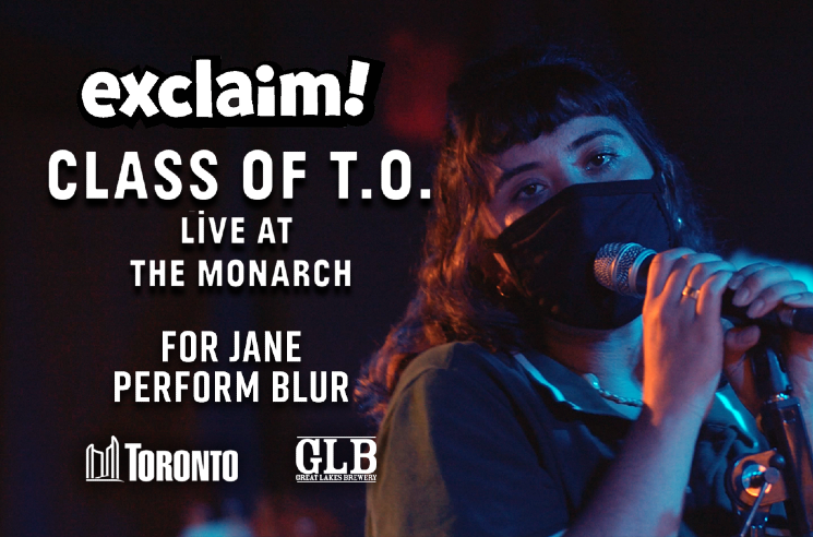 Watch For Jane Cover Blur at Toronto's Monarch Tavern
