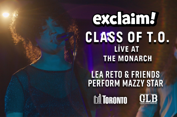 Watch Witchrot's Lea Reto and Friends Cover Mazzy Star at Toronto's Monarch Tavern