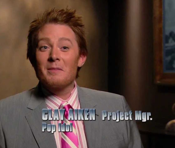 Clay Aiken Says Donald Trump Didn't Even Decide Who to Fire on 'The Apprentice'