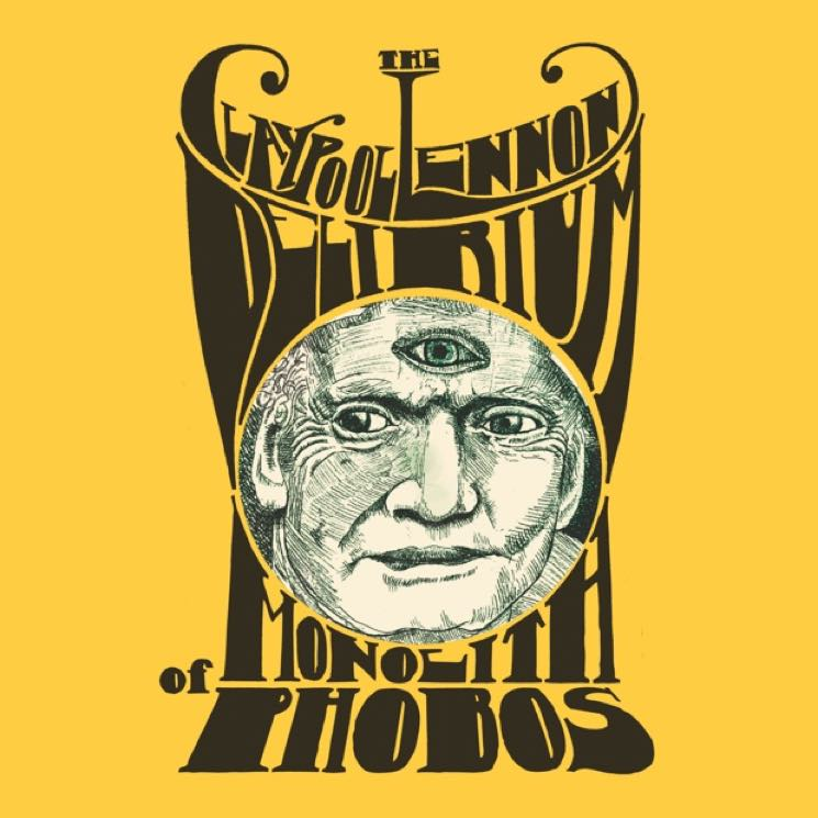 "Les Claypool and Sean Lennon Team Up for 'Monolith of Phobos' LP, Share ""Mr. Wright"""