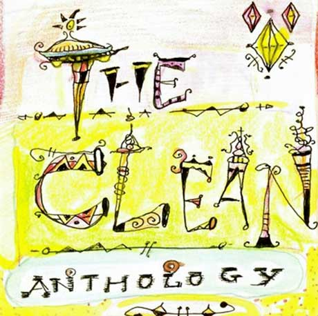 The Clean's 'Anthology' Gets 4-LP Vinyl Reissue