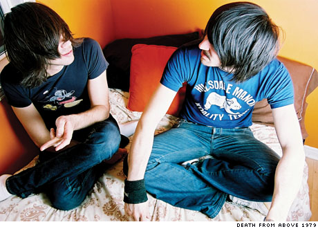 Death From Above 1979 'Romantic Rights (Erol Alkan's Love From Below Re-Edit)'
