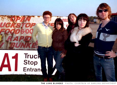 "The Long Blondes ""Separated By Motorways"""
