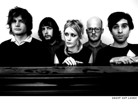 Shout Out Louds 'Hi! We Are…'