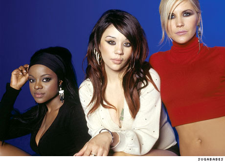 Sugababes 'Push the Button'