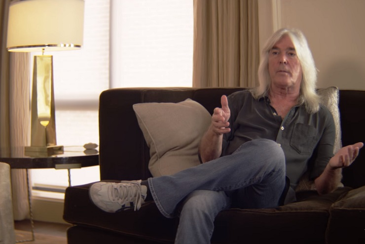 Cliff Williams Officially Confirms Retirement from AC/DC