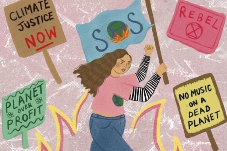 Barenaked Ladies, July Talk, Weather Station Join Climate Live Livestream