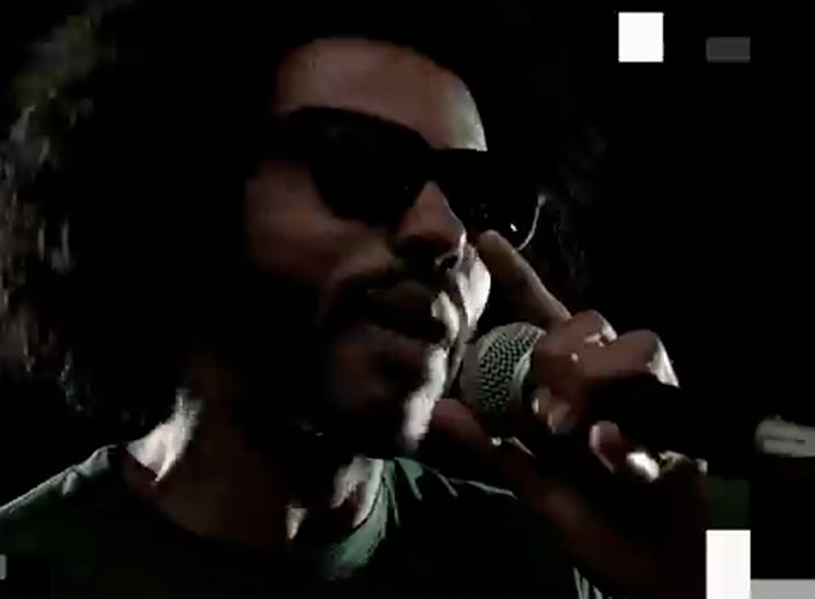 "Clipping. ""Wriggle"" (video)"