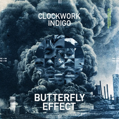 "Clockwork Indigo ""Butterfly Effect"""