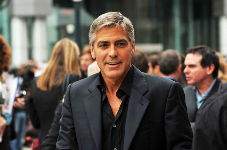​George Clooney Hospitalized Following Scooter Accident in Italy