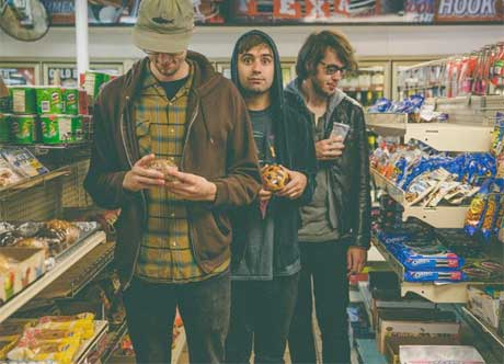 Cloud Nothings Add North American Dates with METZ