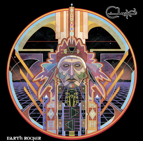 Clutch 'Earth Rocker' (album stream)