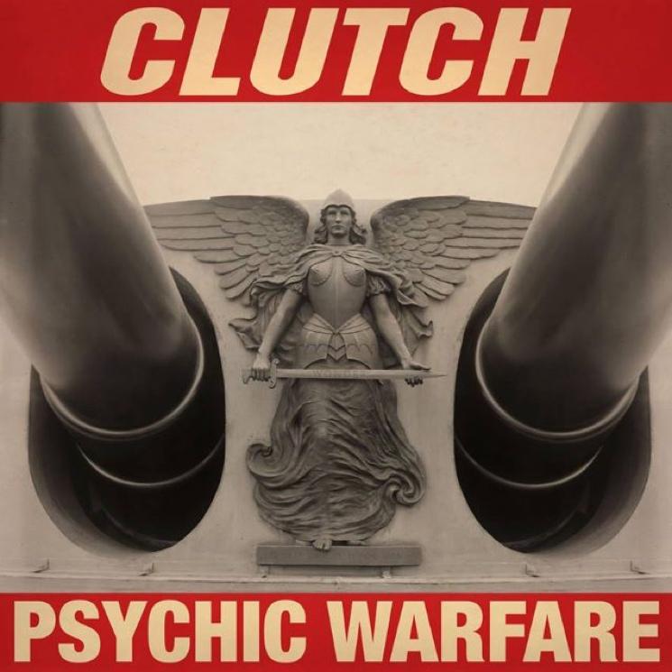 Clutch Detail 'Psychic Warfare' LP