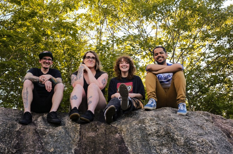 Halifax Punks Cluttered Announce First-Ever Tour