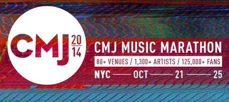CMJ Music Marathon Announces 2014 Lineup