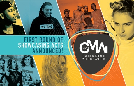 Canadian Music Week Unveils First Round of Performers