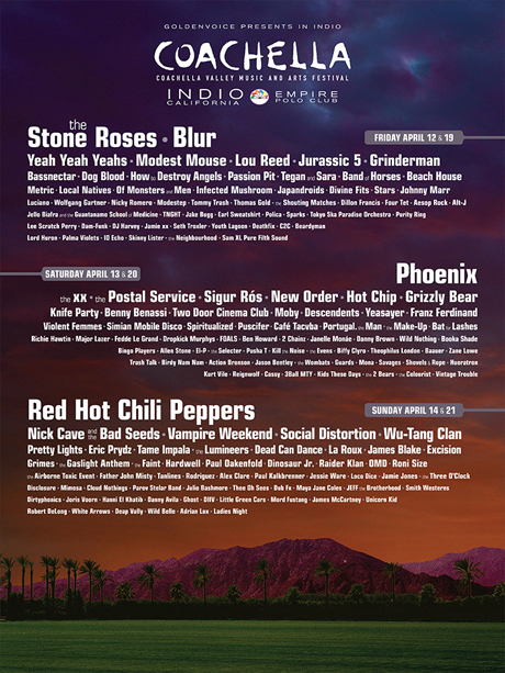 Watch Coachella's Live Stream This Weekend