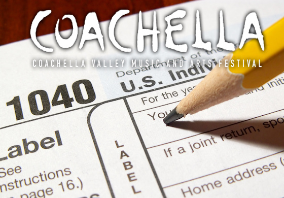 Coachella Attendees Overwhelmed the Post Office to File Their Taxes