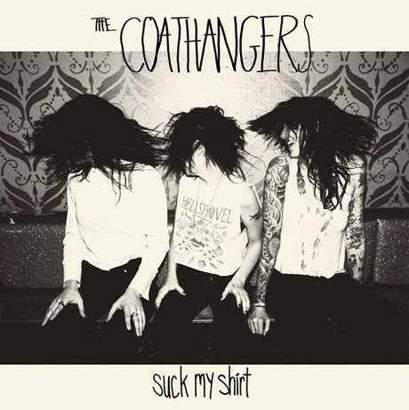 The Coathangers Announce 'Suck My Shirt'