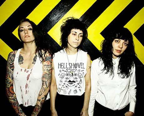 The Coathangers Extend North American Tour, Add Canadian Dates