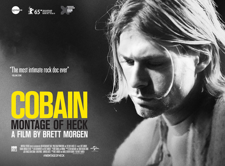 Kurt Cobain Documentary to Receive Worldwide Theatrical Release