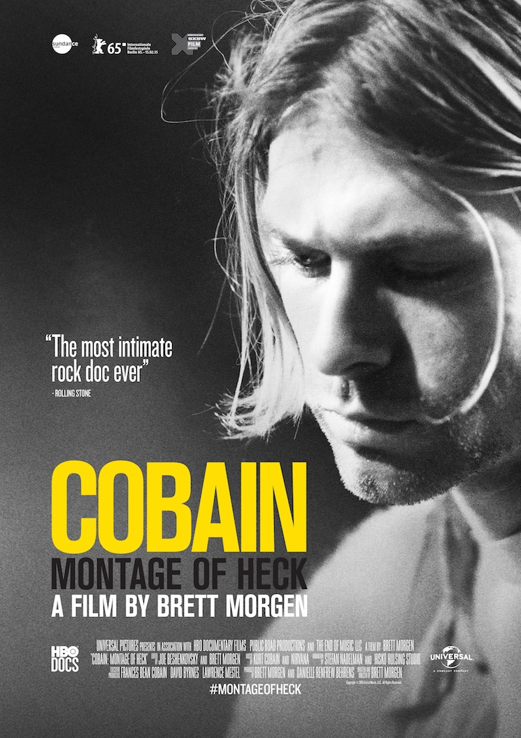 'Kurt Cobain: Montage of Heck' to Screen Across Canada in May