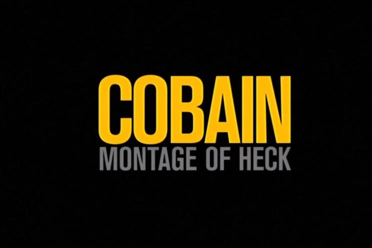 Nirvana 'Kurt Cobain: Montage of Heck' (film trailer)
