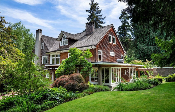 Kurt Cobain and Courtney Love's Former Seattle Home Is Up for Sale