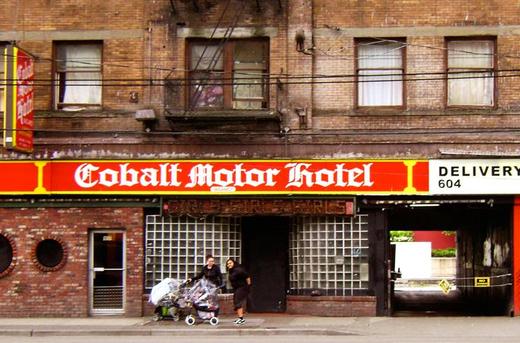 Vancouver Venue the Cobalt Facing Temporary Closure