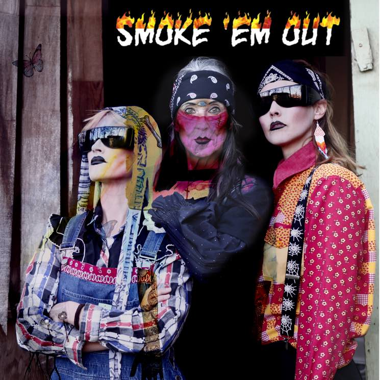 "CocoRosie and ANOHNI Stand Up for Women with ""Smoke 'Em Out"""