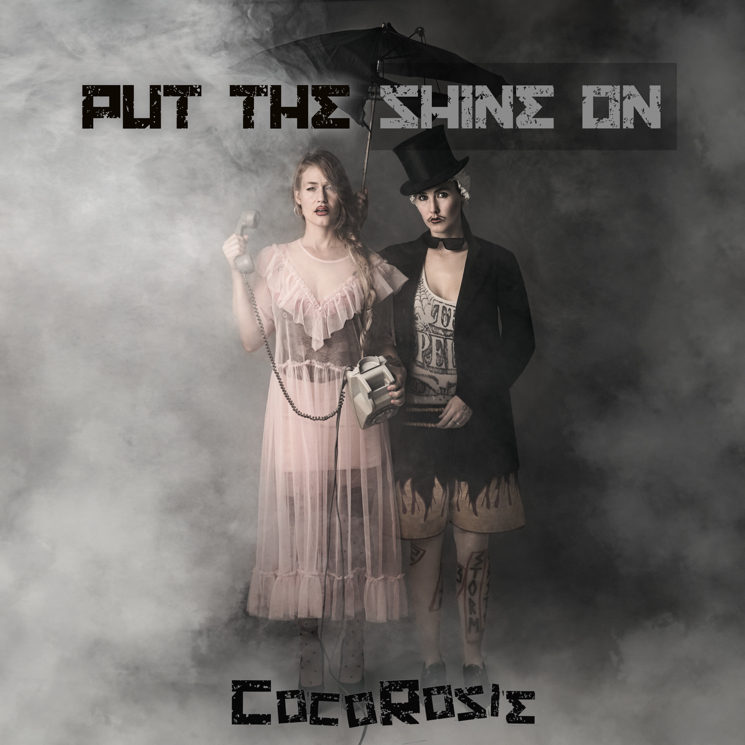 CocoRosie Announce New Album 'Put the Shine On'