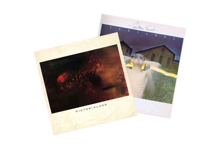 Cocteau Twins Ready 'Garlands' and 'Victorialand' Vinyl Reissues
