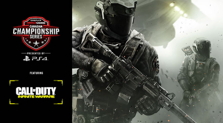 Here Are the 8 Teams Competing in Cineplex and WorldGaming's 'Call of Duty' Tournament
