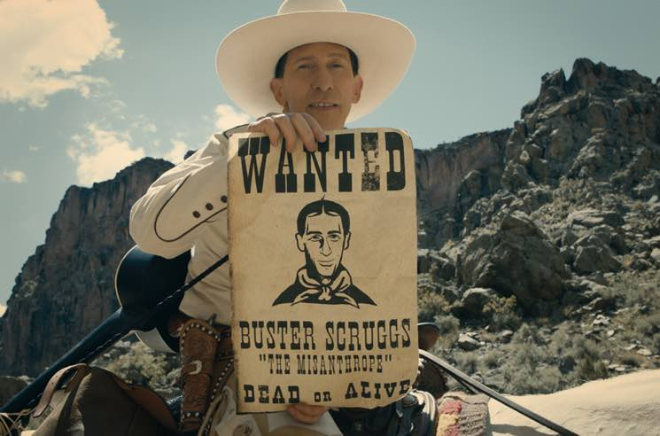 The Coen Brothers Detail 'The Ballad of Buster Scruggs'