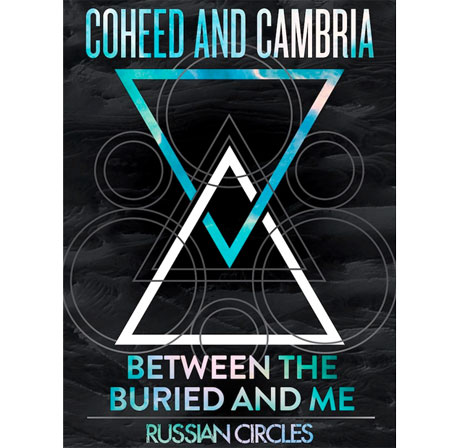 Coheed and Cambria Confirm 'The Afterman: Descension' Release Date, Announce North American Winter Tour