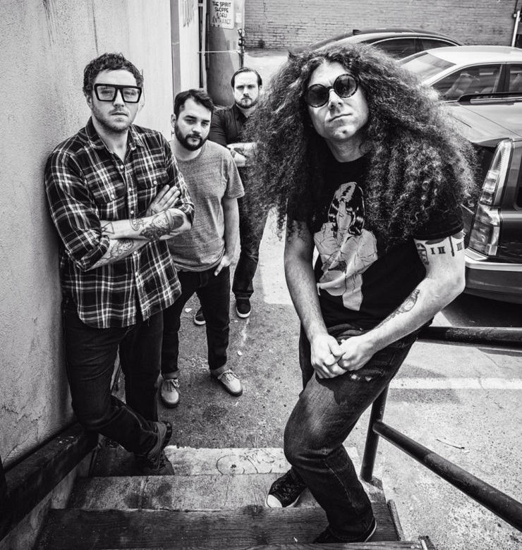 Coheed and Cambria Announce 'The Color Before the Sun' LP, Premiere New Song