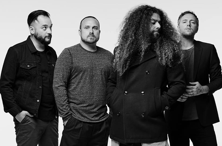 Coheed and Cambria Cancel All 2019 Performances After Drummer Faints Onstage