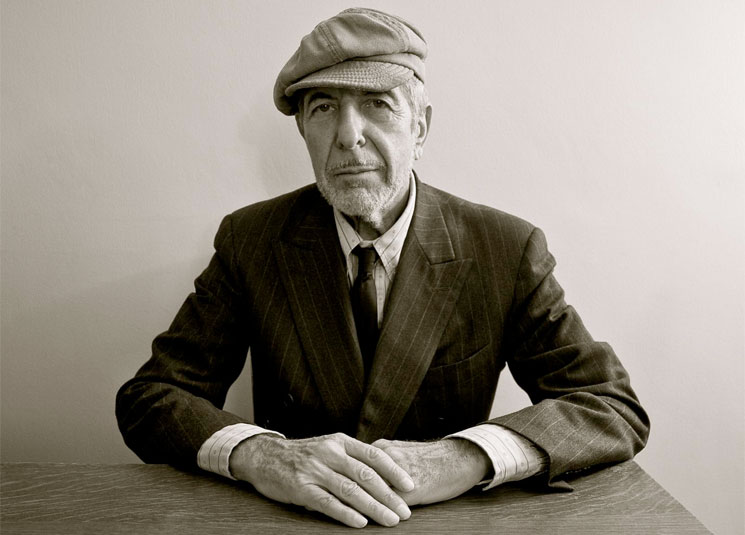 ​The National, Sufjan Stevens, Moby, Chilly Gonzales and Jarvis Cocker Added to Leonard Cohen Exhibition in Montreal