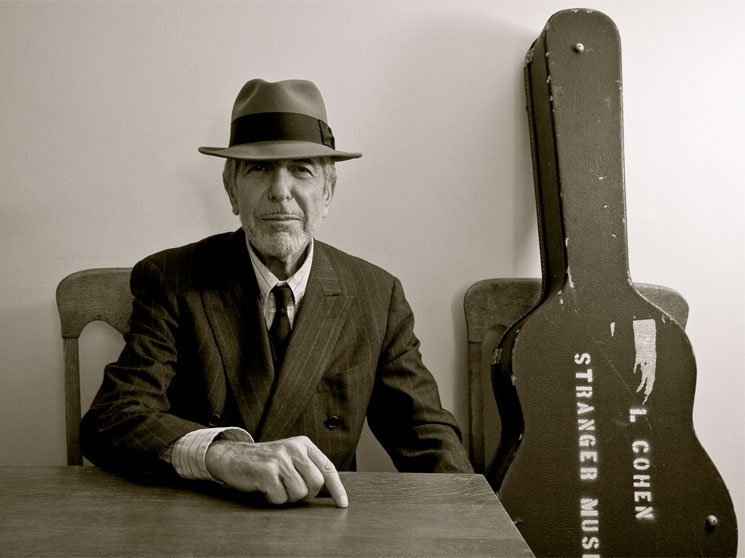 Leonard Cohen Died on Monday and Has Already Been Laid to Rest