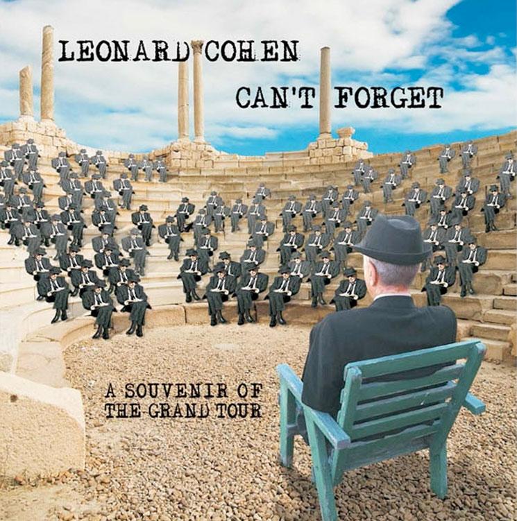 Leonard Cohen 'I Can't Forget' (live)