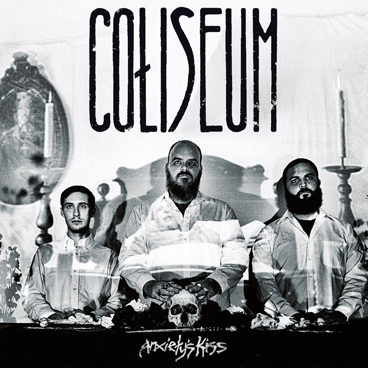 Coliseum 'Anxiety's Kiss' (album stream)