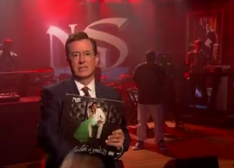 """Nas """"The Don"""" (live on 'Colbert')"""