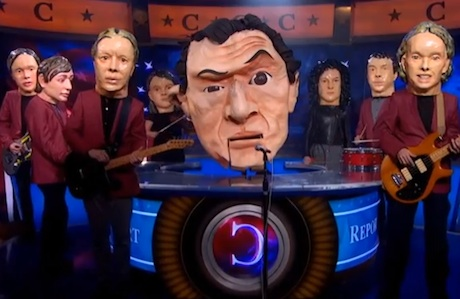 "Arcade Fire ""Normal Person"" / ""Afterlife"" (live on 'Colbert')"