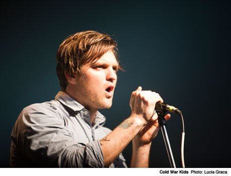 Cold War Kids Phoenix, Toronto ON March 18