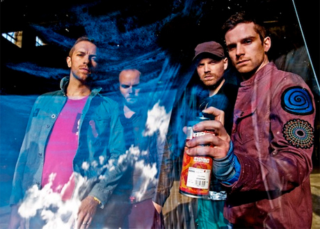 Coldplay to Bring 'Mylo Xyloto' on North American Tour