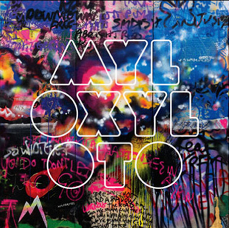 Coldplay Unveil 'Mylo Xyloto'