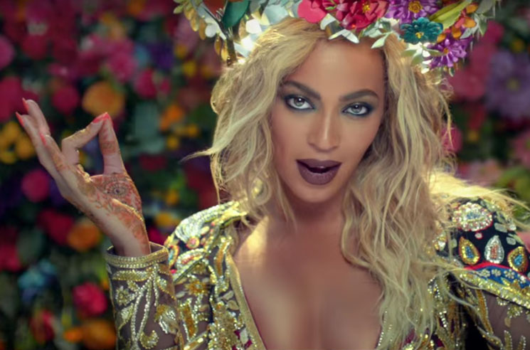 "Coldplay ""Hymn for the Weekend"" (ft. Beyoncé) (video)"